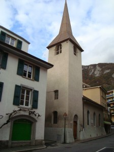 Farel-Kirche, Rue du Midi 8