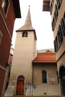 Kirche Aigle