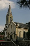 Kirche Montreux f. Flyer