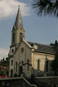 Deutsche Kirche Montreux, Av. Claude Nobs 4