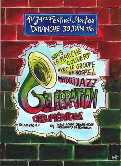 Célébration Jazz 30.6.2019